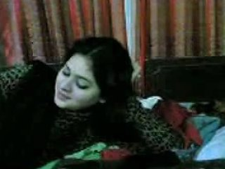 Sweet And Loving Plump Paki Lady With Her Husband On Cam
