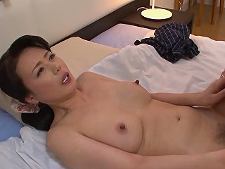 Mature Japanese Woman Indulges Her Husband With Kinky Sex