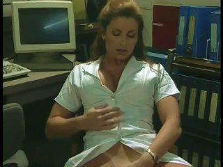 Horny Retro Nurse Shanna Mccullough