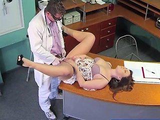 Hot Sabina Gets Fucked By Her Doctor Drtuber